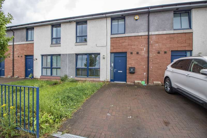 3 Bedrooms Semi Detached House for sale in Newliston Drive, Gorbals