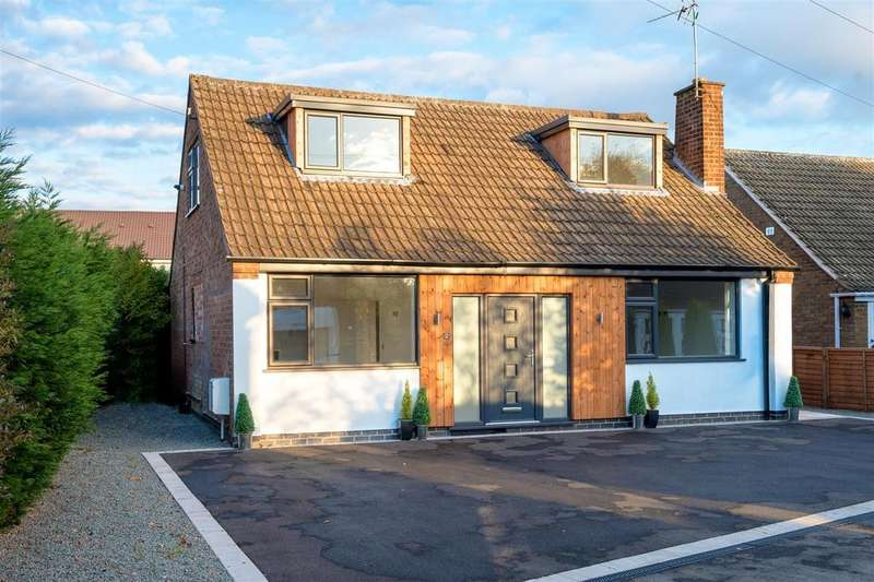 4 Bedrooms Detached House for sale in Red Lion Lane, Newbold Verdon