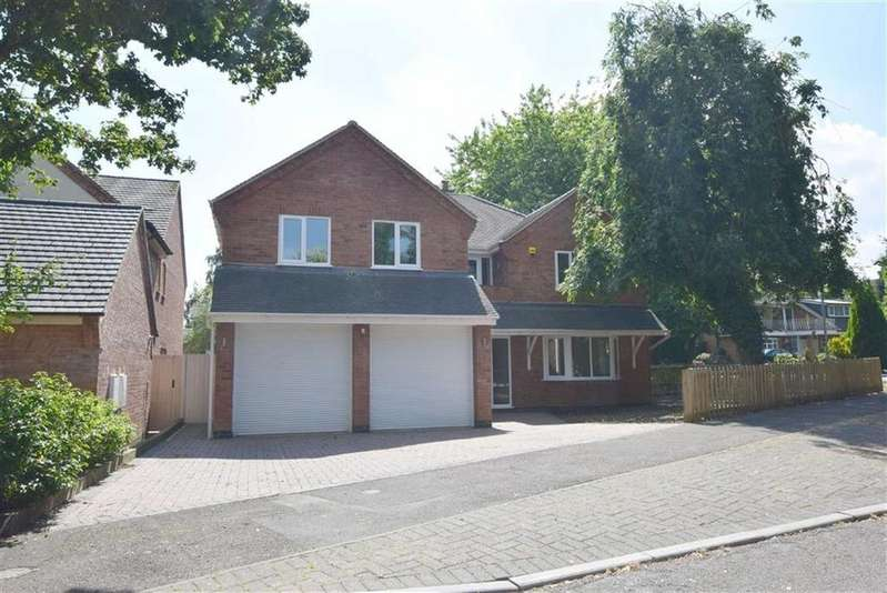 5 Bedrooms Detached House for sale in The Coppice, Burbage, Leicestershire