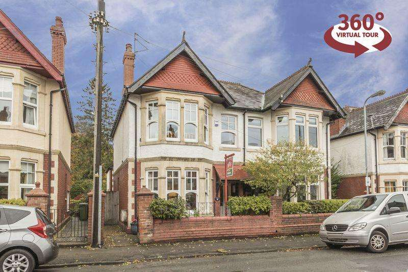 4 Bedrooms Semi Detached House for sale in The Avenue, Whitchurch - REF# 00002562 - View 360 Tour at http://bit.ly/2QruoT4
