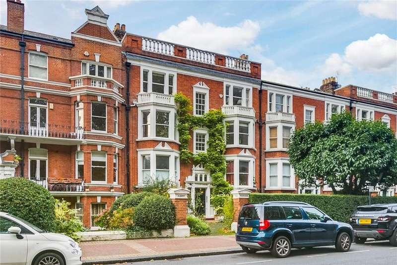 2 Bedrooms Flat for sale in Albert Mansions, Albert Bridge Road, London