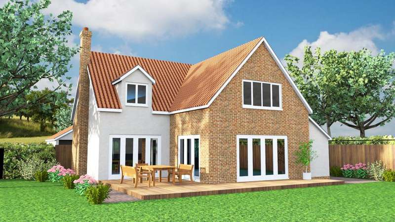 4 Bedrooms Detached House for sale in Windsor Green, Cockfield