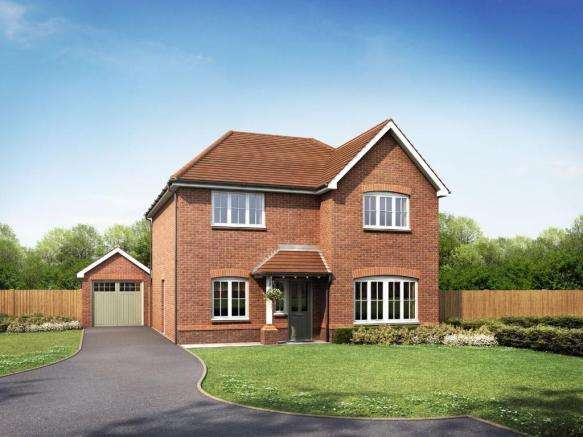 4 Bedrooms Detached House for sale in Haygate Road, Wellington, TF1