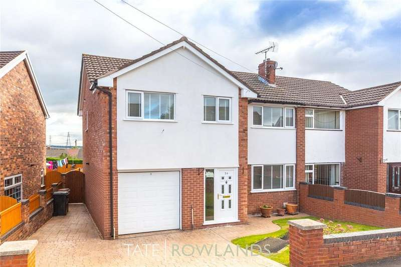 4 Bedrooms Semi Detached House for sale in York Road, Connah's Quay, Flintshire, CH5