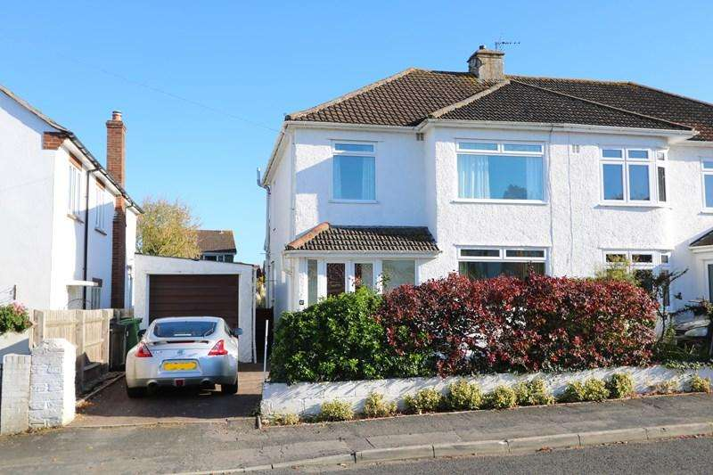 3 Bedrooms Semi Detached House for sale in Grange Road, Saltford, Bristol