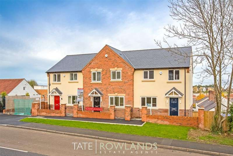 3 Bedrooms Mews House for sale in The Mews, Fron Park Road, Holywell, CH8