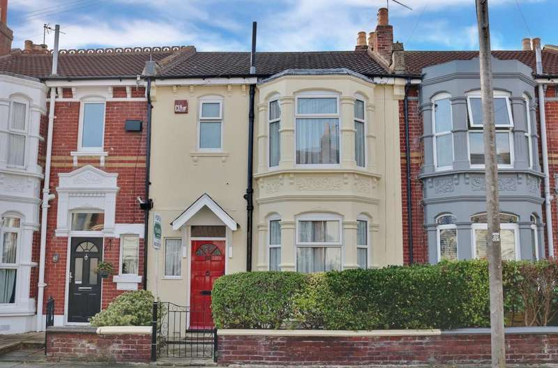 3 Bedrooms Terraced House for sale in Ophir Road, Portsmouth