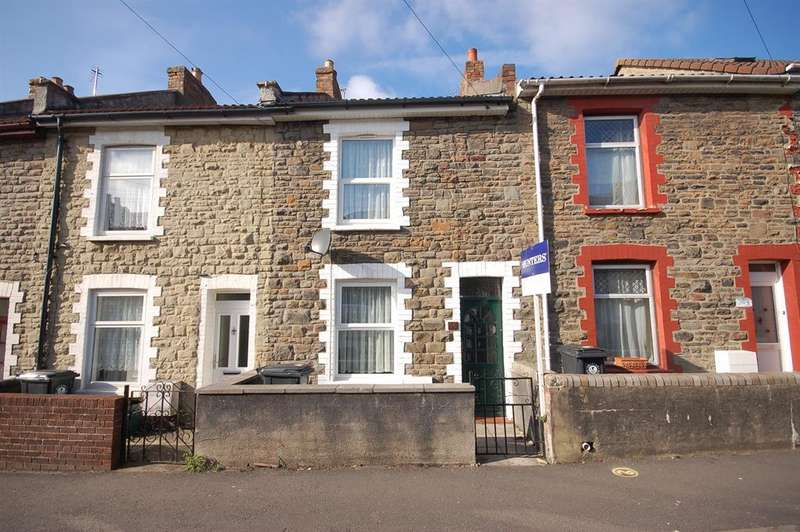 2 Bedrooms Terraced House for sale in Queen Street, Kingswood, Bristol, BS15 8AZ