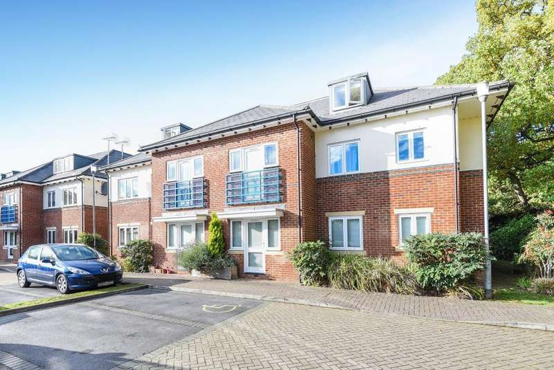 2 Bedrooms Flat for sale in Hare Warren Court, Emmer Green, RG4