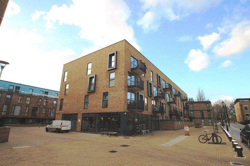 2 Bedrooms Apartment Flat for sale in Gunmakers Lane, London E3