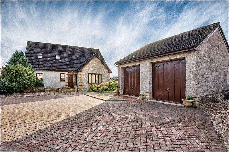 4 Bedrooms Detached House for sale in Hoggan Way, Alva