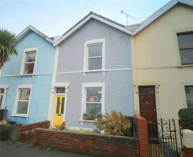 2 Bedrooms Terraced House for sale in Sydenham Road, Totterdown, BRISTOL, BS4
