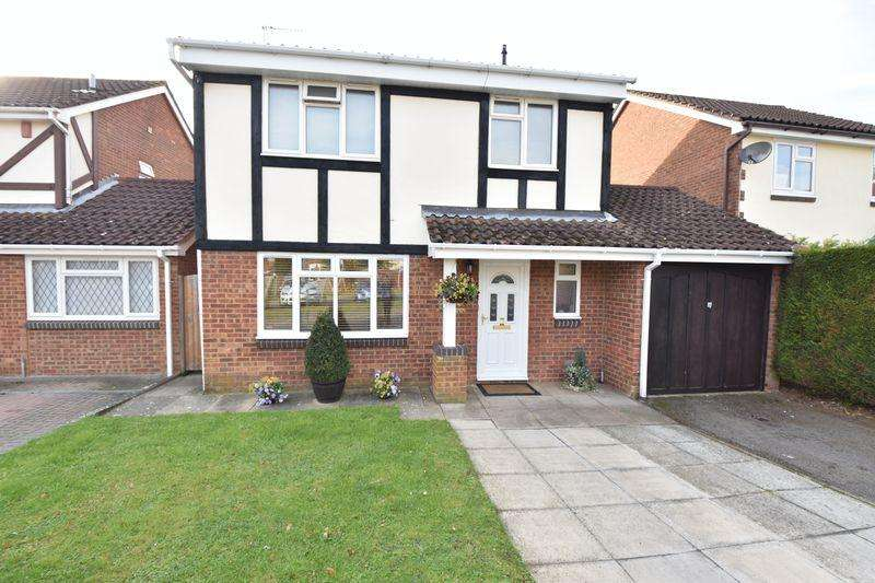 4 Bedrooms Detached House for sale in Hawkfields, Luton
