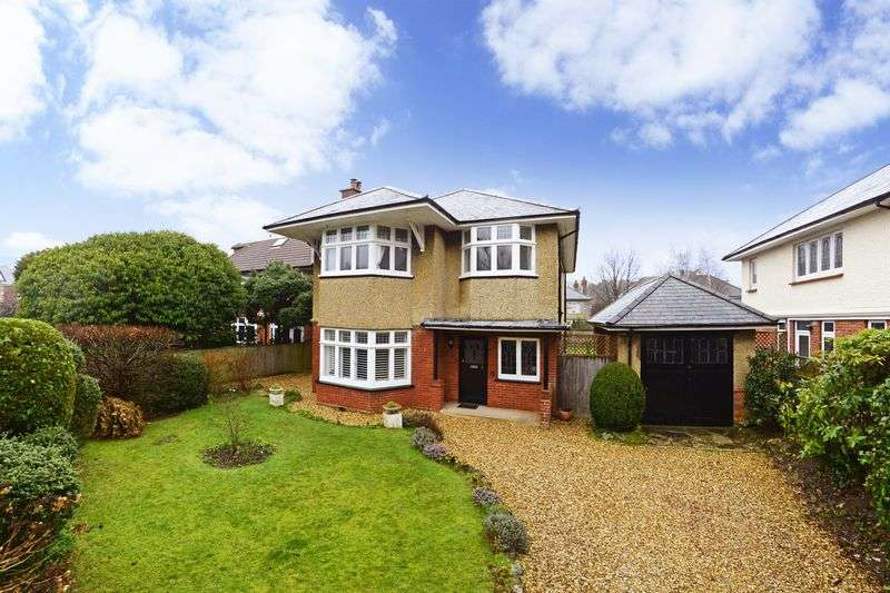 5 Bedrooms Property for sale in Keswick Road, BOURNEMOUTH