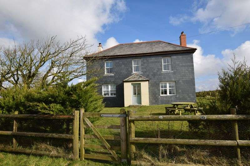 5 Bedrooms Property for sale in Camelford, Camelford