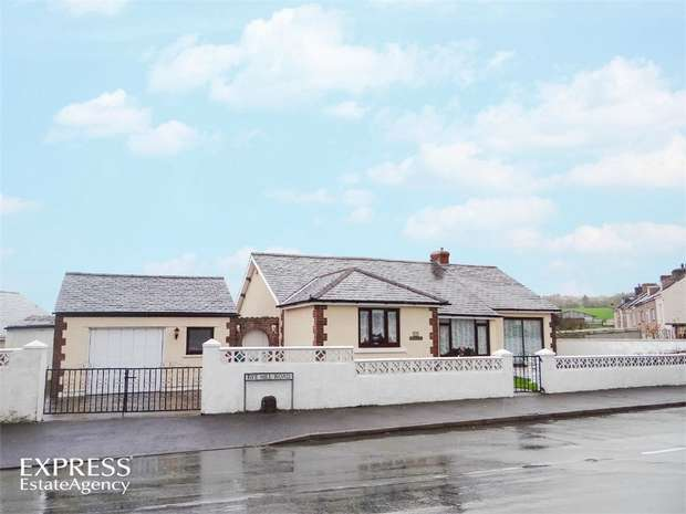 3 Bedrooms Detached Bungalow for sale in Rye Hill Road, Flimby, Maryport, Cumbria