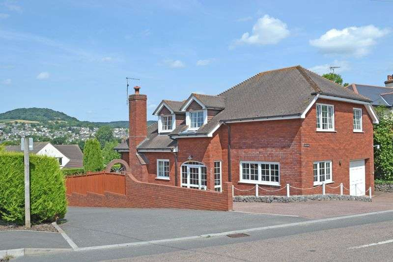 3 Bedrooms Property for sale in Fortescue Road, Sidmouth