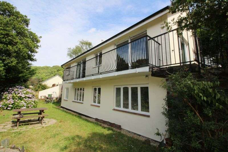 5 Bedrooms Property for sale in Saltmer Close, Ilfracombe