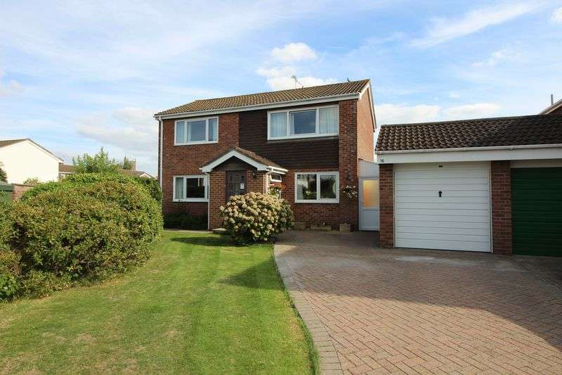 4 Bedrooms Property for sale in Kingston Way, Nailsea