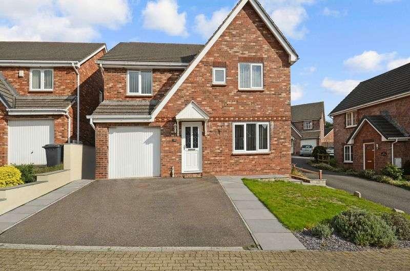 4 Bedrooms Property for sale in Brecon Close, Paignton