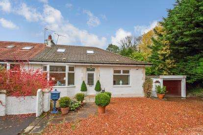 3 Bedrooms Bungalow for sale in Lincuan Avenue, Giffnock
