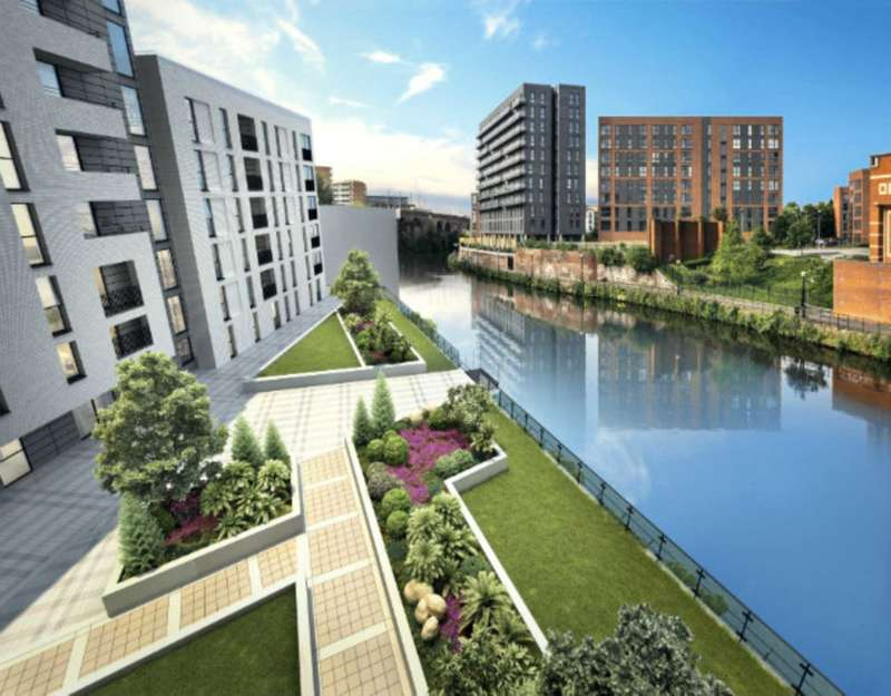 3 Bedrooms Apartment Flat for sale in Reference: 25484, Regent Road, Salford