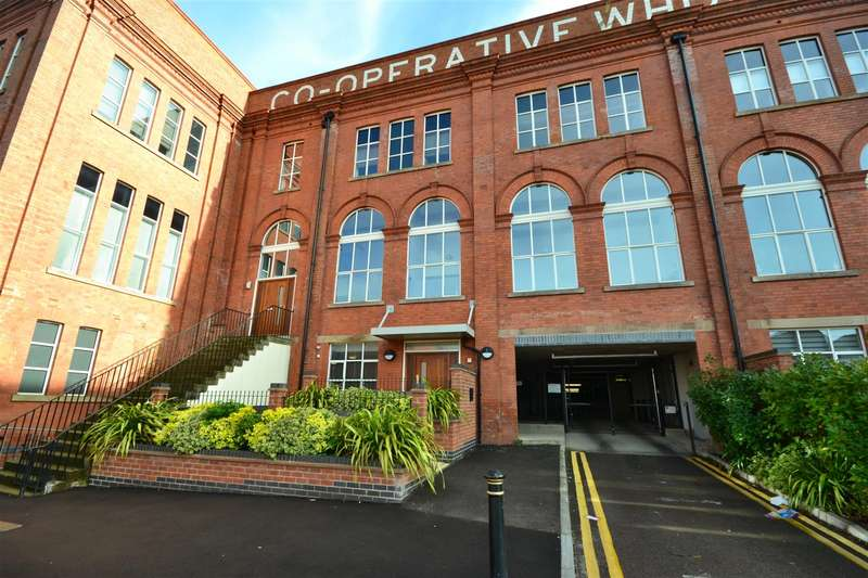 1 Bedroom Flat for sale in Wheatsheaf Court, Leicester