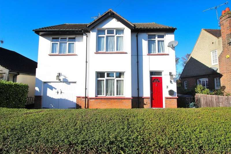 4 Bedrooms Detached House for sale in Tower Avenue, Chelmsford, Essex, CM1
