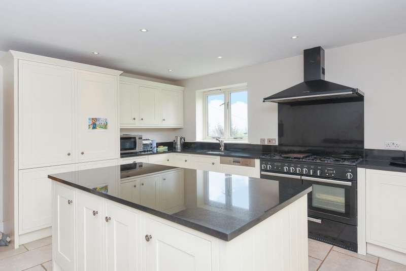 5 Bedrooms Detached House for sale in Horspath, Oxfordshire, OX33