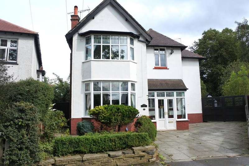 4 Bedrooms Detached House for sale in Maple Grove, Prestwich, Manchester M25
