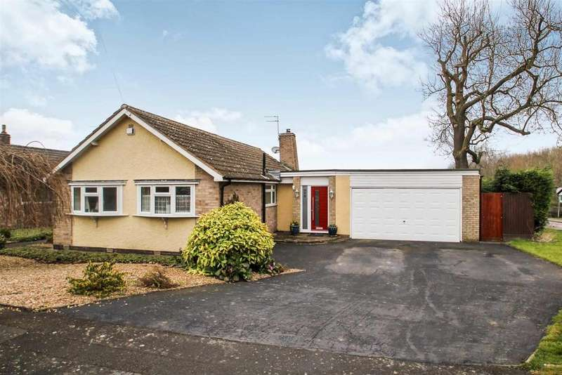 3 Bedrooms Bungalow for sale in Waterfield Road, Cropston, Leicester