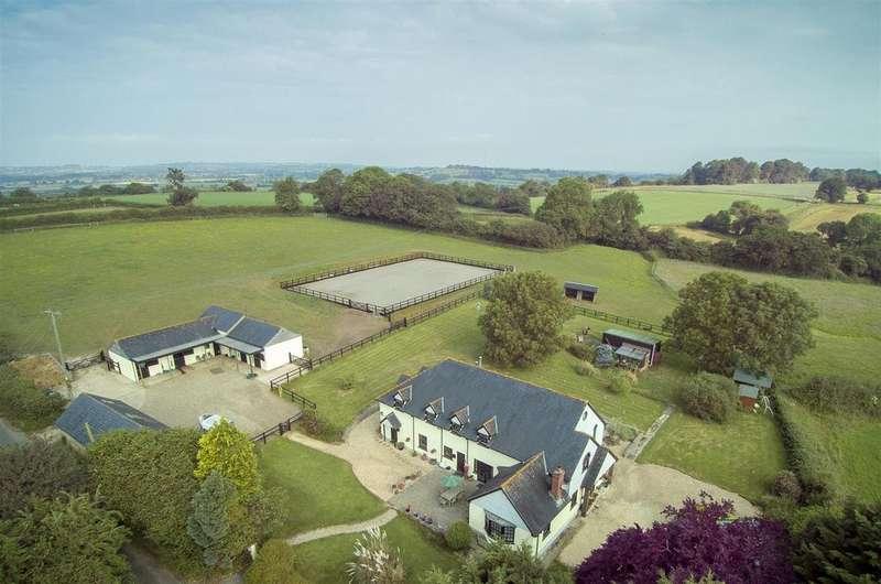 4 Bedrooms Detached House for sale in Buckhorn Weston