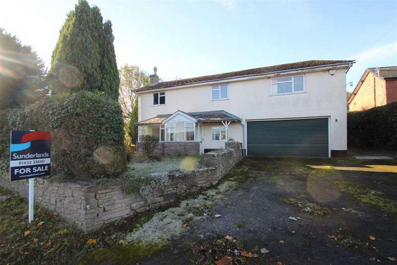 4 Bedrooms Detached House for sale in Canon Pyon, Hereford
