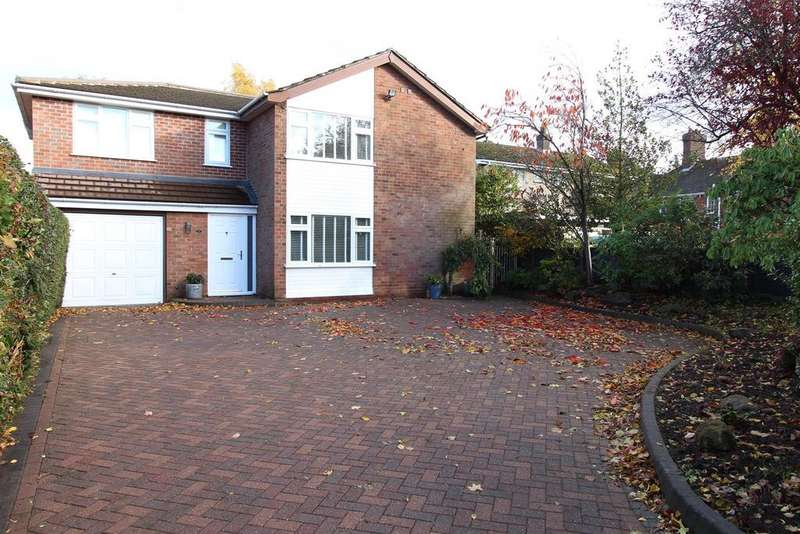 5 Bedrooms Detached House for sale in Bawnmore Road, Rugby