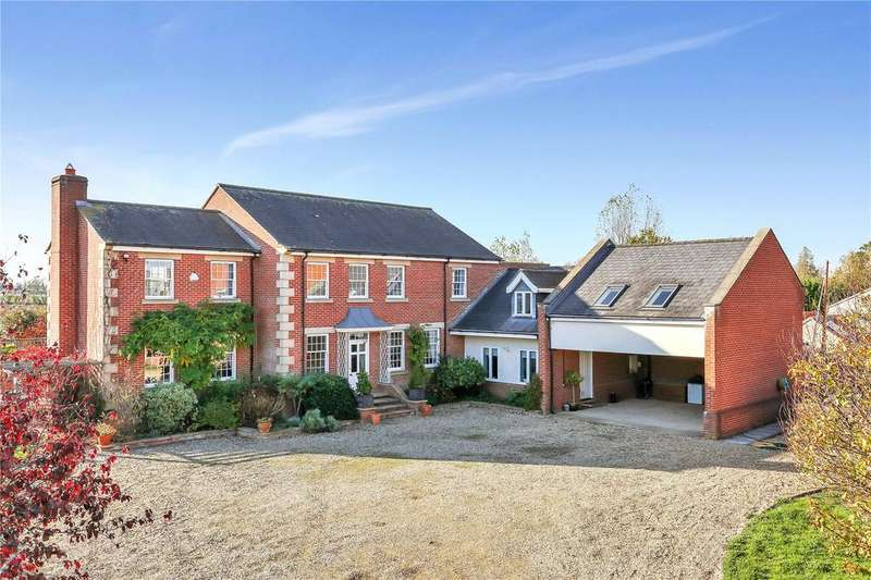 5 Bedrooms Detached House for sale in Irnham Road, Corby Glen, Grantham