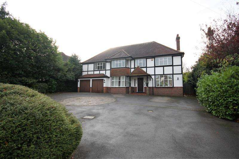6 Bedrooms Detached House for sale in Higher Drive, Banstead, Surrey
