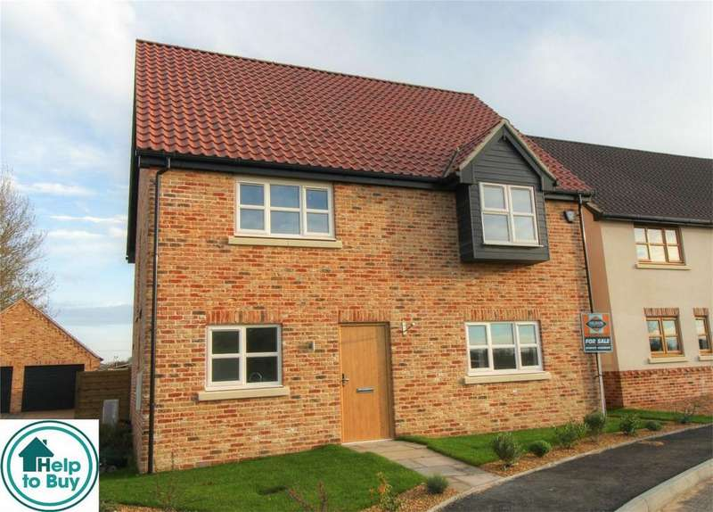 4 Bedrooms Detached House for sale in *HELP TO BUY PRICE 300,000*