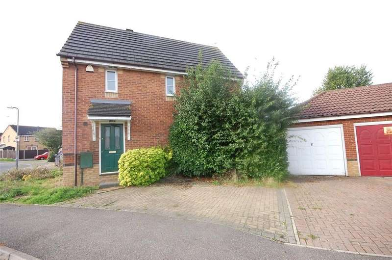 3 Bedrooms End Of Terrace House for sale in Mopsies Road, Basildon, Essex, SS14