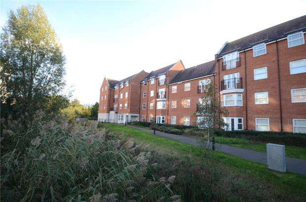 2 Bedrooms Apartment Flat for sale in Imogen House, Ashville Way, Wokingham