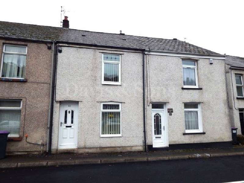 2 Bedrooms Terraced House for sale in Freeholdland Road, Pontnewynydd, Pontypool, Monmouthshire. NP4 8LN