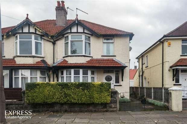 1 Bedroom Flat for sale in Scott Avenue, Morecambe, Lancashire
