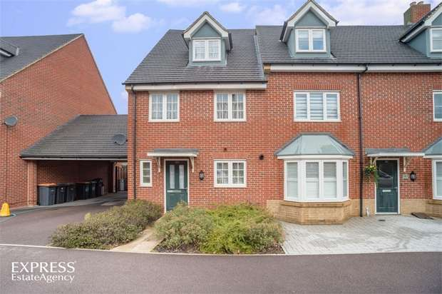 4 Bedrooms Semi Detached House for sale in Brooklands Avenue, Wixams, Bedford