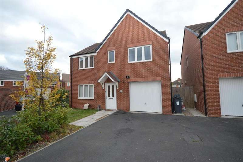 5 Bedrooms Detached House for sale in Culey Green Way, Birmingham