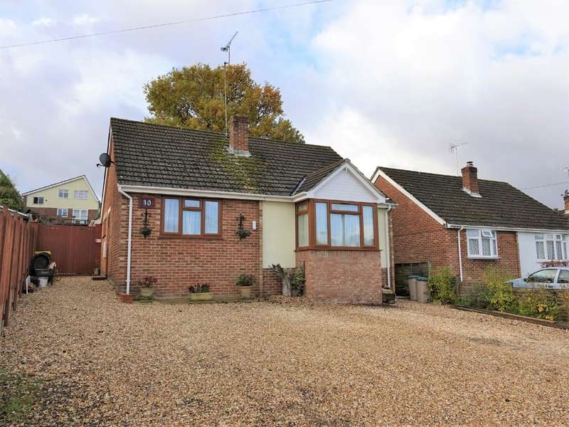 3 Bedrooms Detached Bungalow for sale in Dale Road, Hythe