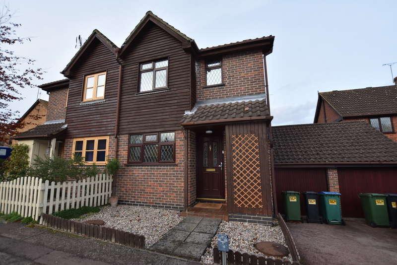 3 Bedrooms Semi Detached House for sale in Cedar Wood Drive, Watford