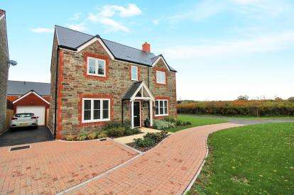 4 Bedrooms Detached House for sale in Badger Road, Thornbury
