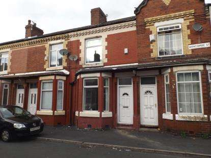 2 Bedrooms Terraced House for sale in Wincombe Street, Manchester, Greater Manchester