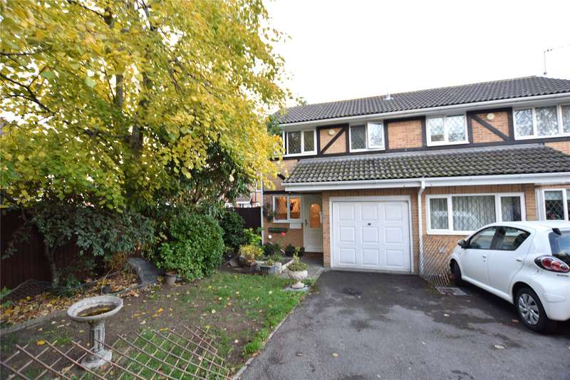 2 Bedrooms End Of Terrace House for sale in Challis Place, Bracknell, Berkshire, RG42