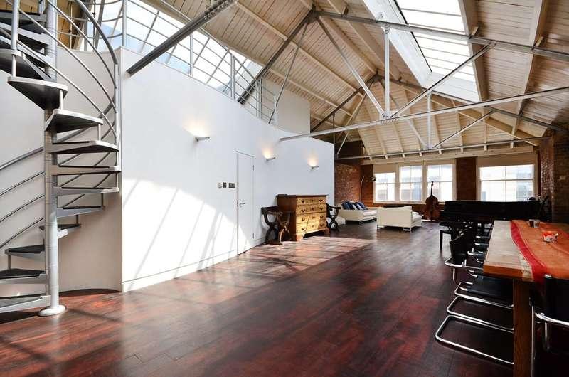 1 Bedroom Flat for sale in Mallow Street, Clerkenwell, EC1Y