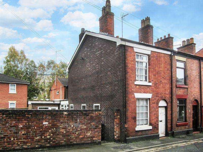 2 Bedrooms Terraced House for sale in Worrall Street, Congleton